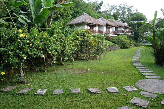 Kelimutu Crater Lakes Eco Lodge, Moni, Flores: The cottages