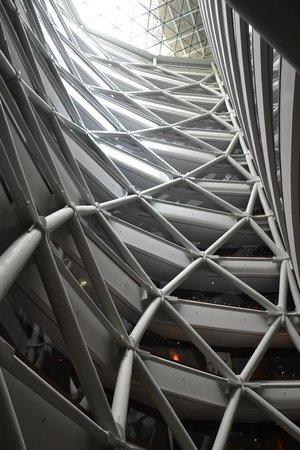 Hyatt Capital Gate: hotel interior