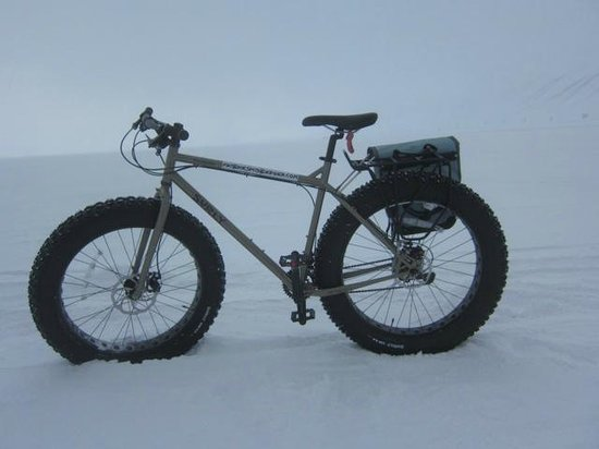 FatBike Spitsbergen: The bike
