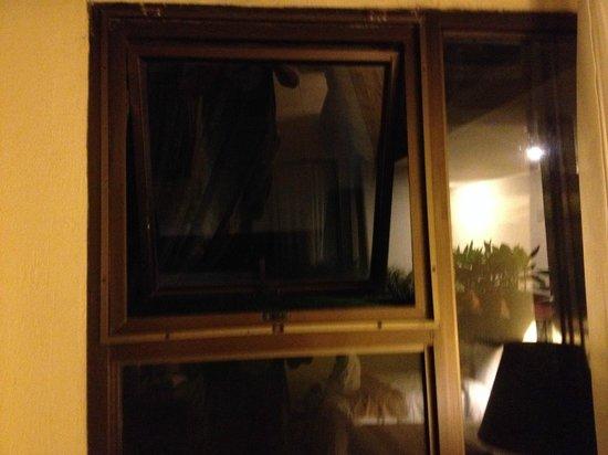 Wyndham San Jose Herradura Hotel & Convention Center: window