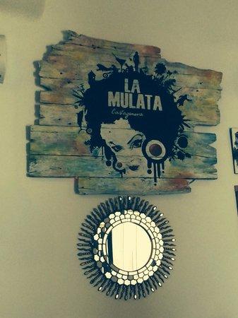 La Mulata: Great ambiance!