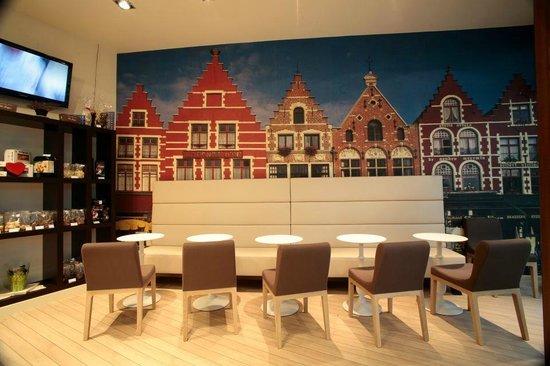 Chocolaterie Belge Artisanale de Jaeger: un pò di Bruges ad Abano Terme