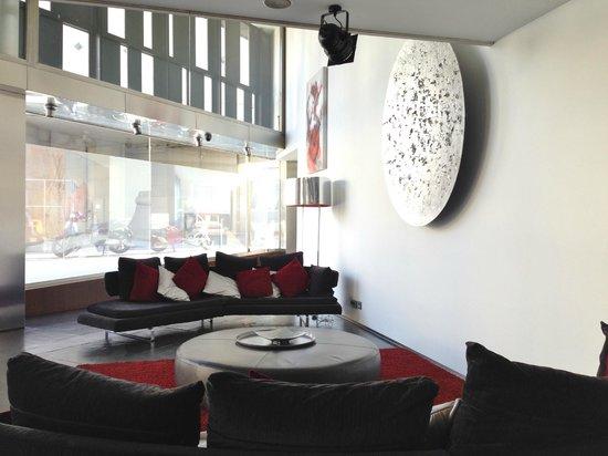 Ayre Hotel Gran Via: interni hotel - hall