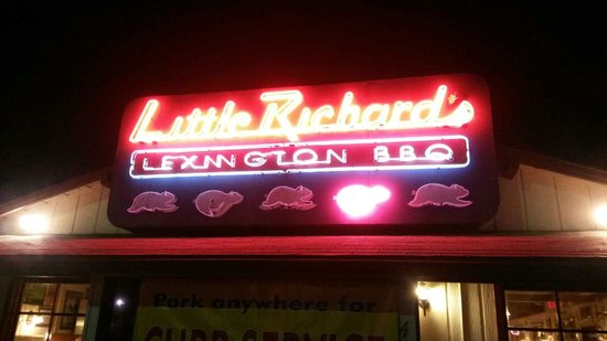 Little Richard's Bar-B-Que