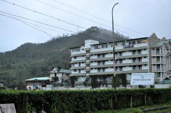 Bellmount Resorts : Местность
