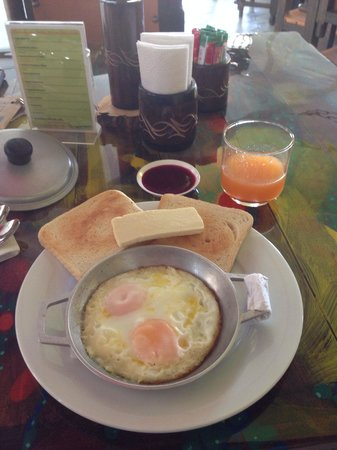 Hotel Salento Real: Breakfast ��