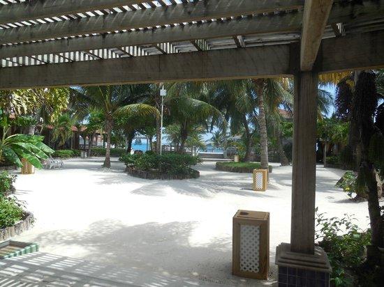 SunBreeze Hotel: court yard