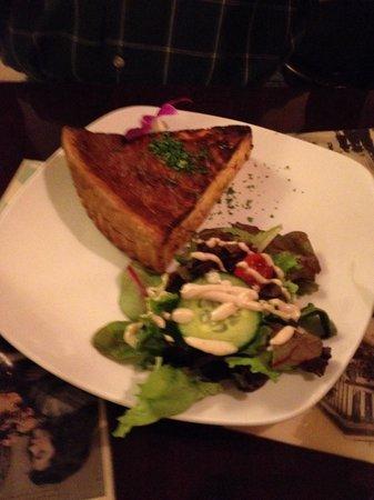 Paris 66: Quiche! Yummy