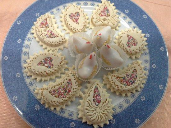 Oliena, Italien: dolci tipici sardi