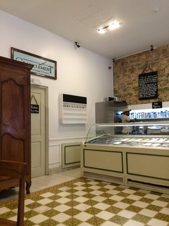 Granclement Gourmet Ice Creams and Sorbets : Great Icecream and Sherberts