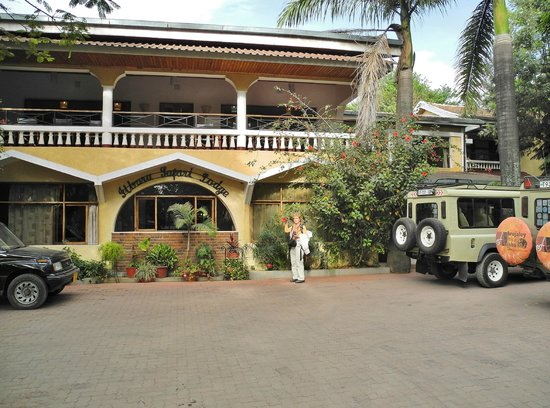 Ilboru Safari Lodge, Arusha