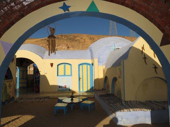 Ounaty Ka : Courtyard