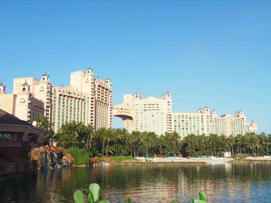 Aquaventure Water Park at Atlantis Paradise Island: The Tower