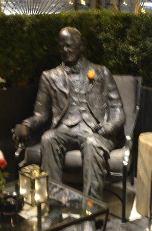 Hyatt Regency London - The Churchill: Chruchill at Churchill Bar in London