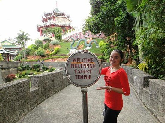 Taoist Temple: at the entrance