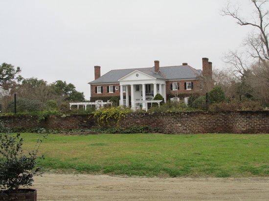 Boone Hall Plantation : Plantation House