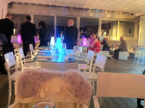 Hi-Res Restaurant: Il calore dell'accoglienza