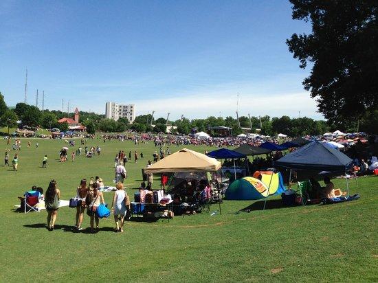 Parc Piedmont : Jazz Fest at Piedmont Park