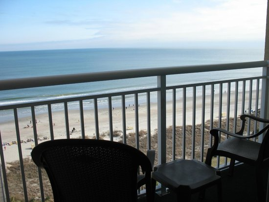Dunes Village Resort: Relaxing view