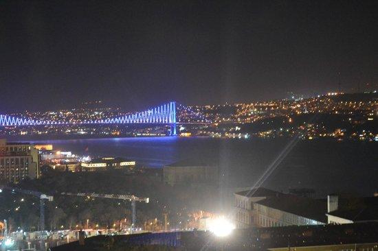 Gezi Hotel Bosphorus: θεα απο το δωματιο