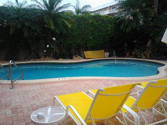 La Casa Hotel : Heated Pool