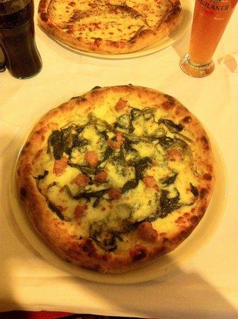 Pizzeria & Ristorante Bella Napoli: Friarielli da sogno