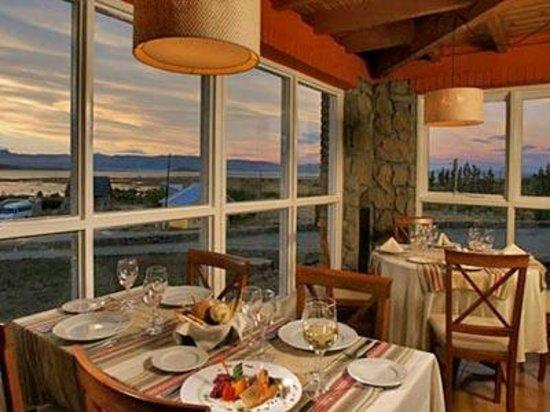 Hotel Mirador del Lago: desayunador