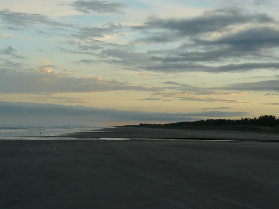 Ararangua, SC: Praia do Balneário Gaivota