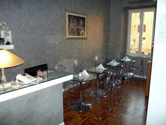 Relais Conte Di Cavour de Luxe: Breakfast area