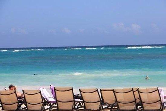 The Reserve at Paradisus Punta Cana: Praia do hotel