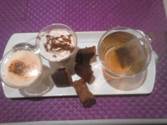 Le Bacchus: thé vert à la menthe gourmand