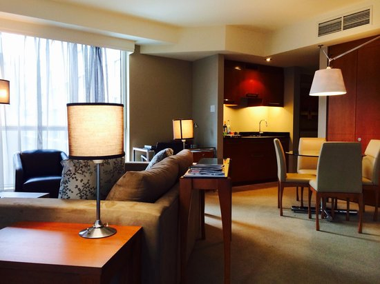 Hotel Le Crystal: Executive suite