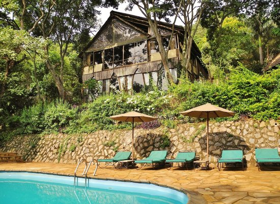 Karama Lodge & Spa: Karama Lodge, Arusha