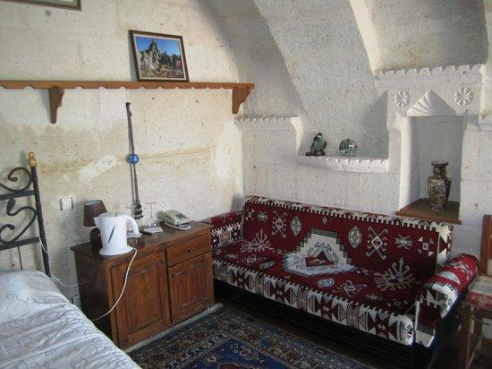 Goreme House: интерьер в  анатолийском стиле