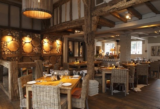 The Red Lion: The Top Restaurant