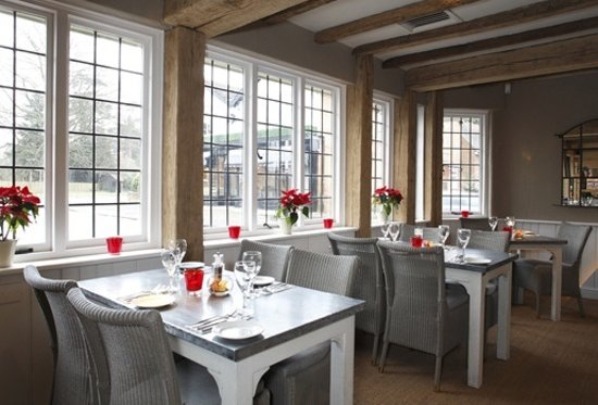 The Red Lion: The Restaurant