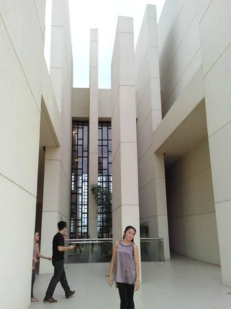 Chapel of San Pedro Calungsod: before the mass starts