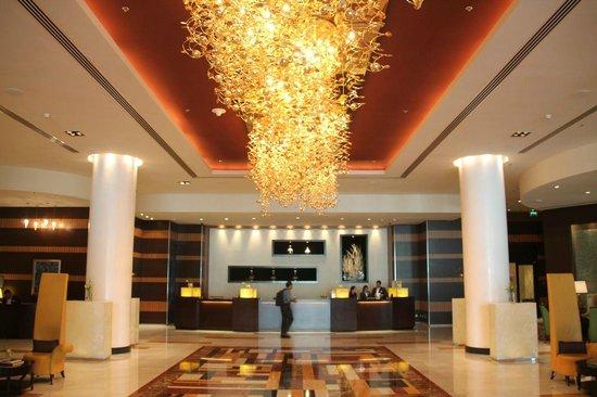 Marriott Marquis City Center Doha Hotel: Reception