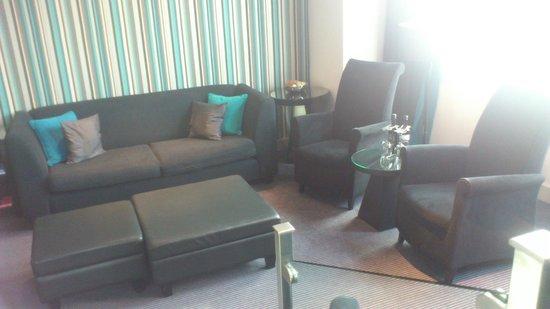 Malmaison Manchester: True Blue lounge
