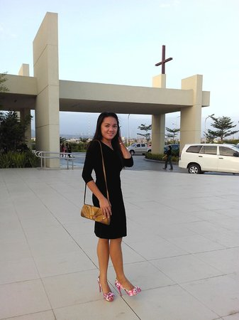 Chapel of San Pedro Calungsod: left side of the church
