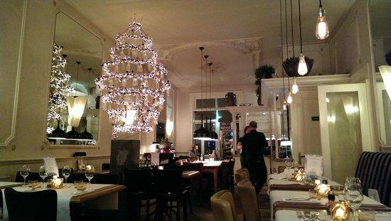 Brasserie de Joffers : Cozy yet upscale, warm and friendly...