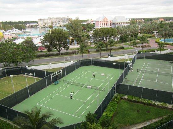 Grand Lucayan, Bahamas: Tennis Courts