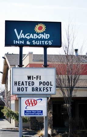 Vagabond Inn & Suites Klamath Falls: Vagabond Inn & Suites
