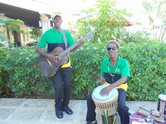 Secrets Wild Orchid Montego Bay : music to dine with