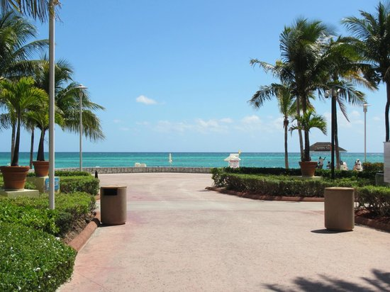 Grand Lucayan, Bahamas: Nice view