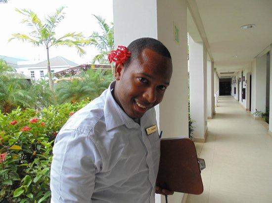 Secrets Wild Orchid Montego Bay : what a good sport