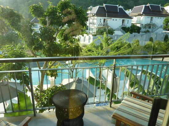 Mandarava Resort and Spa : view from window