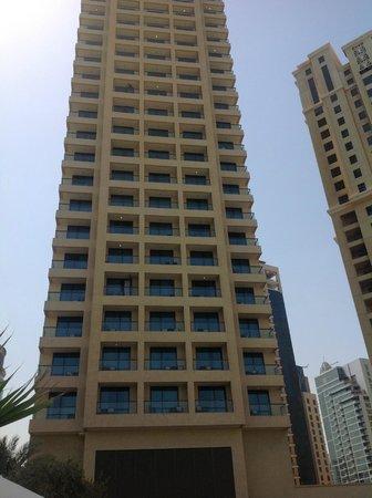 Sofitel Dubai Jumeirah Beach : Excelente hotel!
