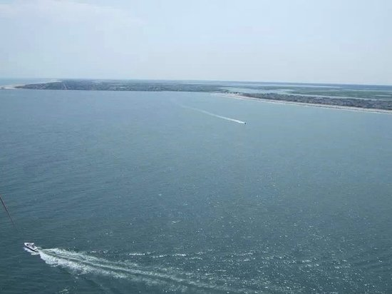 Sea Isle Parasail: Townsends Inlet