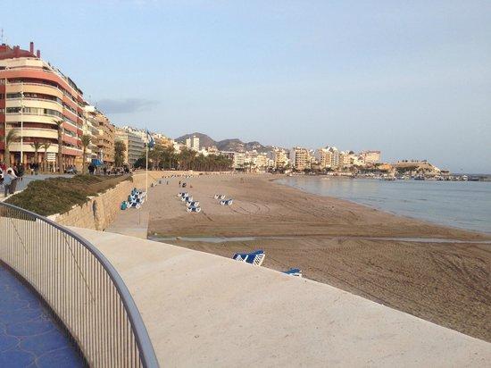Hotel Magic Fenicia: One of Benidorm's beaches